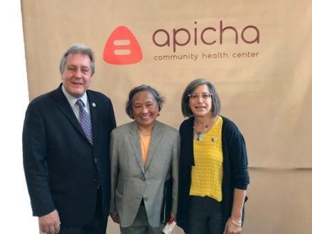 Apicha Opening