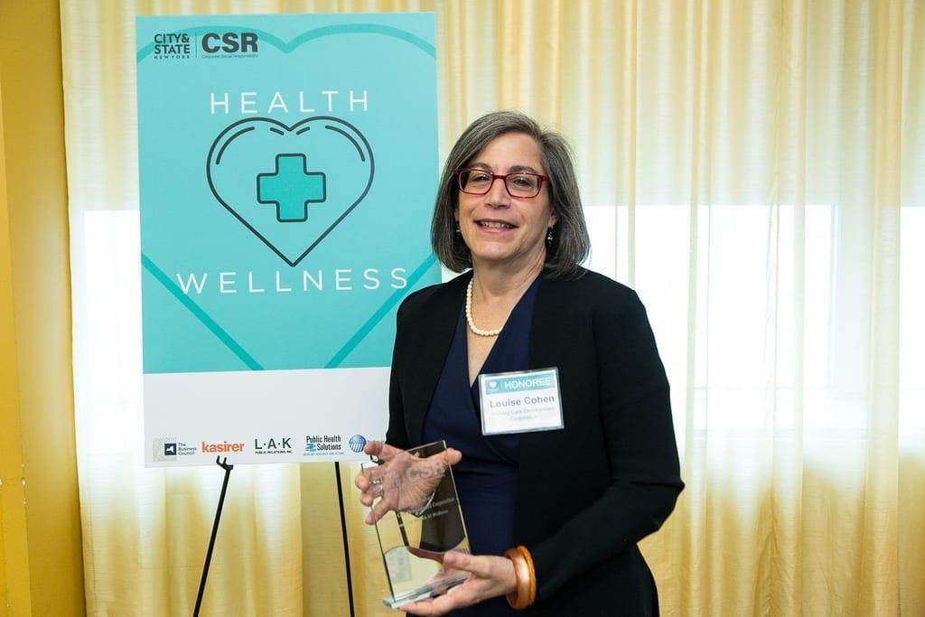 CSR honoree