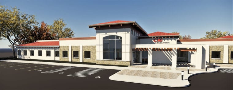 Rendering of the new Lompoc facility