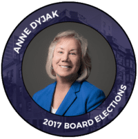 Vote Anne Dyjak for OFN Board