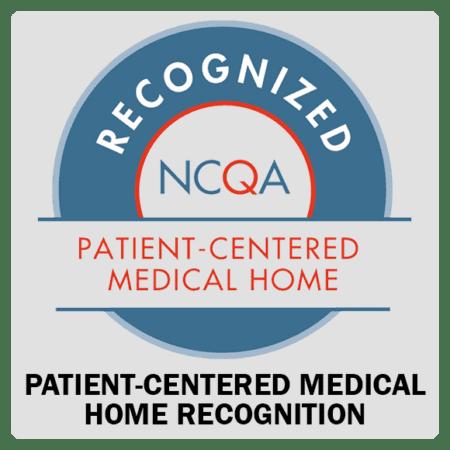 NCQA Recognition Badge